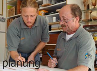 Schreinerei Schützinger Planung