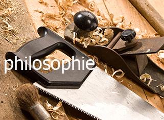 Schreinerei Schützinger Philosophie